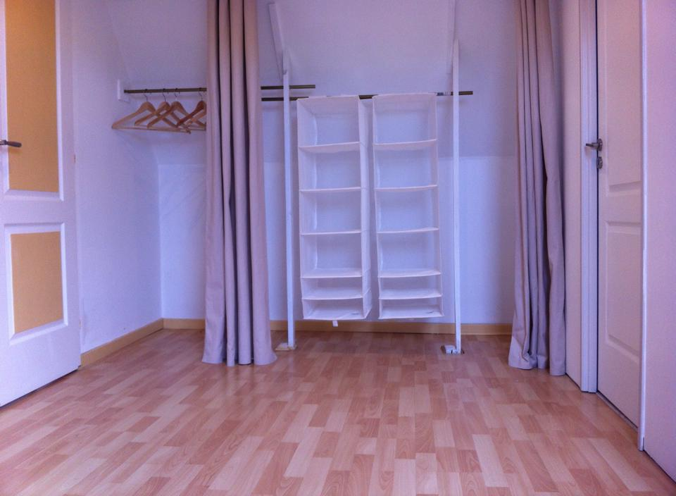 Seconde chambre for Chambre 8m2 amenagee